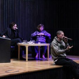 Keurspi rap au festival Ritournelles