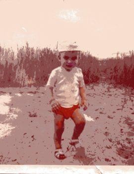 Eric Pessan témoignage de l'Enfance de la littérature
