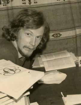 Christian Prigent présente son Enfance de la littérature pour Radio Ritournelles