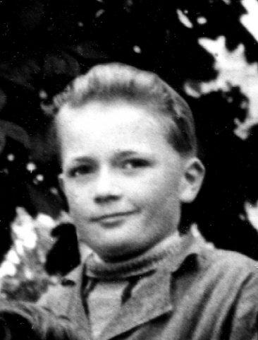 Jacques Demarcq présente son enfance de la littérature