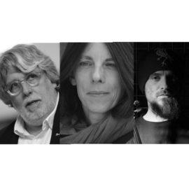 La culture occitane en lecture et en musique avec Emmanuelle Pagano, Claude Chambard et Mathieu Baudoin