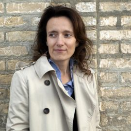 Célia Houdart, Villa Crimée