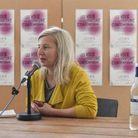 Rencontre et dialogue avec Hélèna Villovitch pour Radio Ritournelles