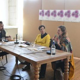 Rencontre et lectures avec Amandine Dhée et Stéphanie Chaillou pour Radio Ritournelles