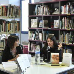 Rencontre-lecture avec Emmanuelle Pagano pour Radio Ritournelles