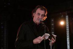 Lectures pour Paul-Otchakovsky-Laurens, avec Frédéric Boyer, Bertrand Belin et Fred Léal