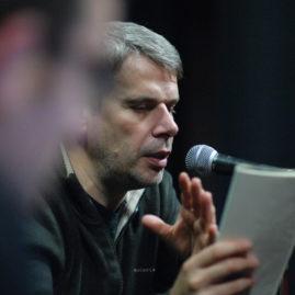 Patrick Bouvet participe à l'Enfance de la littérature