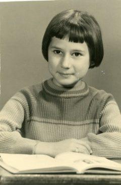 Catherine Millet enregistre l'Enfance de sa littérature