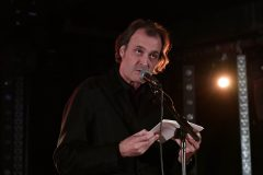 Frédéric Boyer lit en hommage à Paul Otchakovsky Laurens dans le cadre de Ritournelles 2018