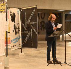 Lecture de Eric Des Garets pour les 20 ans du festival Ritournelles