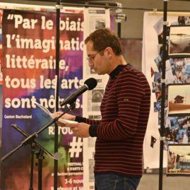 Lecture de Fred Léal pour les 20 ans de Ritournelles à Bordeaux