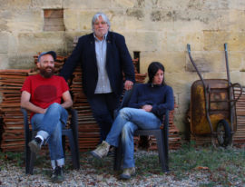 Création sur la langue occitane, Lo Polit Mai produit par Permanences de la littérature